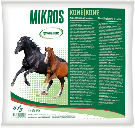 Mikrop - Mikros 3kg