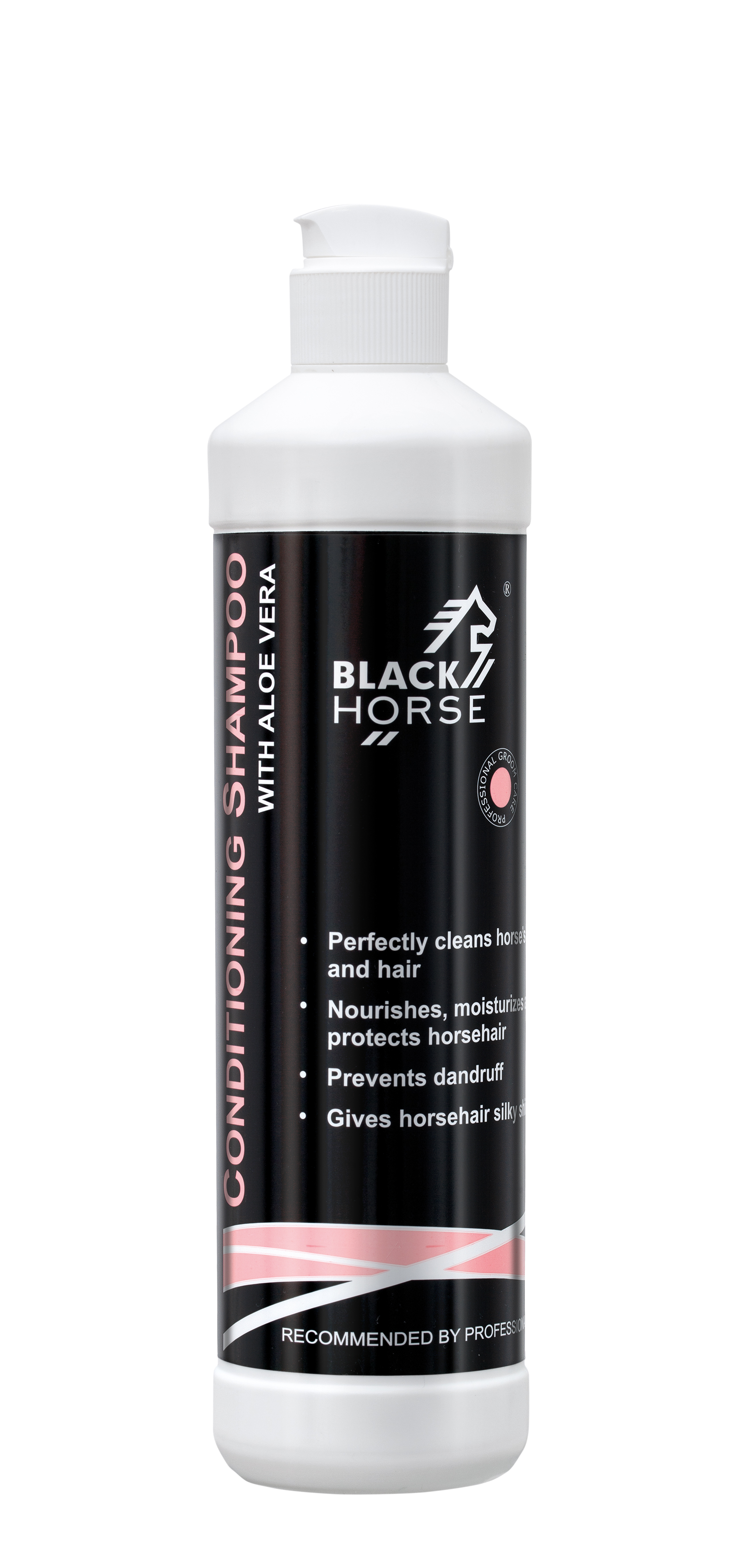 Black Horse - Čistící šampon (Conditioning Shampoo) 500 ml